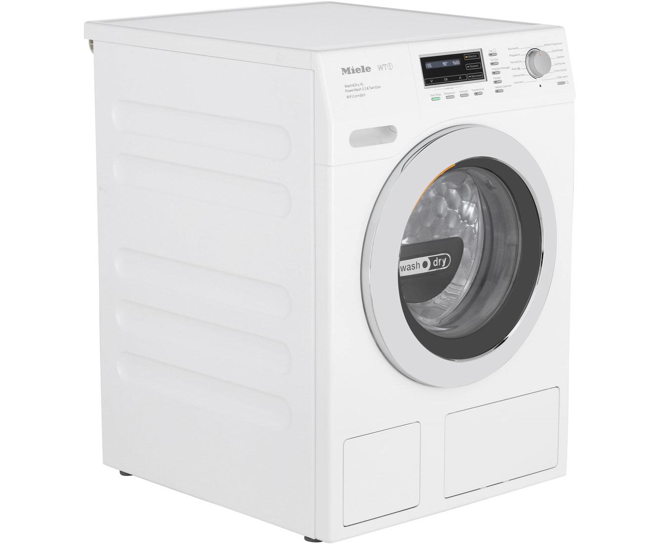 Miele wtzh wpm waschtrockner kg waschen kg trocknen