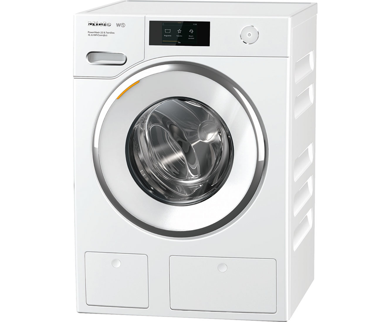 Miele wtf wpm pwash energieeffiziente waschtrockner auf