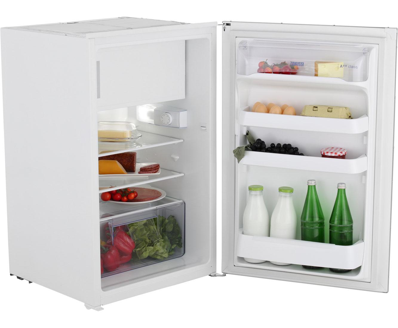Aufbau Eines Kühlschrank : Zanussi zba wa einbau kühlschrank mit gefrierfach er