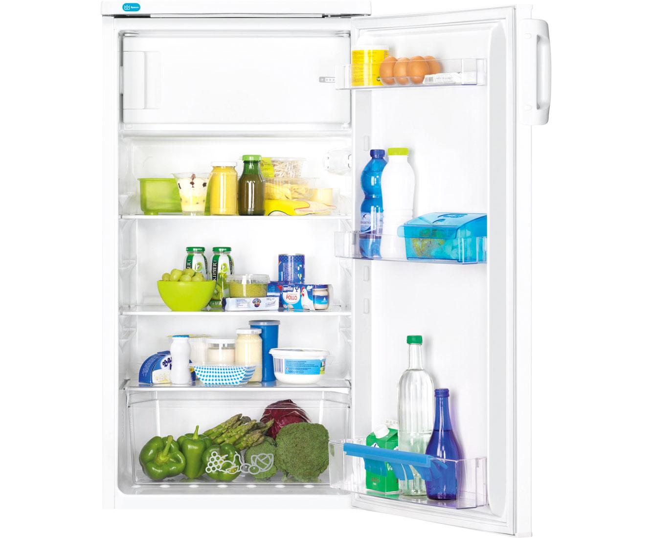 Zanussi ZRA17800WA Kühlschrank mit Gefrierfach - Weiß, A+