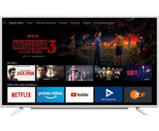 Grundig Vision 6 Fire TV Edition 32 GFW 6060 Fernseher - Weiß
