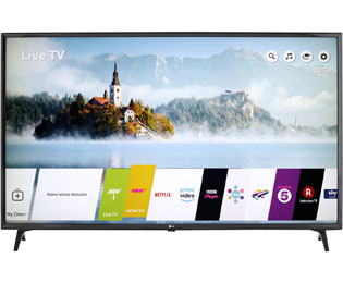 "LG 65UK6300LLB, 4K/UHD, LED, Smart TV, 164 cm [65""] mit HDR10 Pro, Ultra Surround und Google Assistant - Schwarz - 65UK6300LLB_BK - 1"