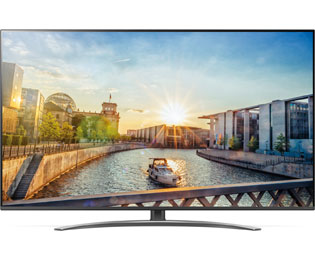 "LG 65SM82007LA, 4K/UHD, LED, Smart TV, 164 cm [65""] mit HDR10 Pro, DTS Virtual:X und NanoCell-Technologie - Schwarz - 65SM82007LA_BK - 1"