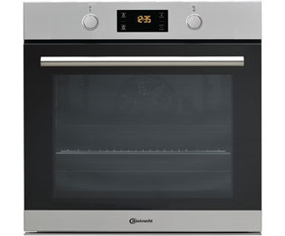 Bauknecht BAR2 KP8V2 IN Backofen mit Pyrolyse - Edelstahl-Optik - BAR2 KP8V2 IN_SSL - 1