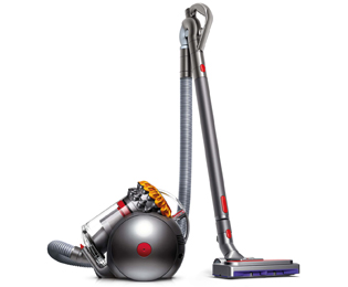 Dyson Big Ball Allergy 2 Bodenstaubsauger mit Big Ball Technologie und 2 Tier Radial™ Zyklone - beutellos - allergikerfreundlich - Gelb - Big Ball Allergy 2_YE - 1
