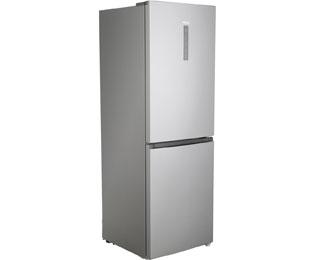 Kühlschrank Gefrierkombination : Haier c fe csj kühl gefrierkombination mit no frost silber a