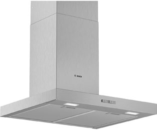 Bosch DEM63AC00 Serie 2 Zwischenhaube Silber Neu