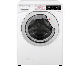 hoover dxt 511 ah waschmaschine freistehend weiss neu. Black Bedroom Furniture Sets. Home Design Ideas