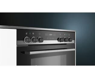 Siemens Eq521ib00 Einbauherd Set Mit Induktions Kochfeld Edelstahl