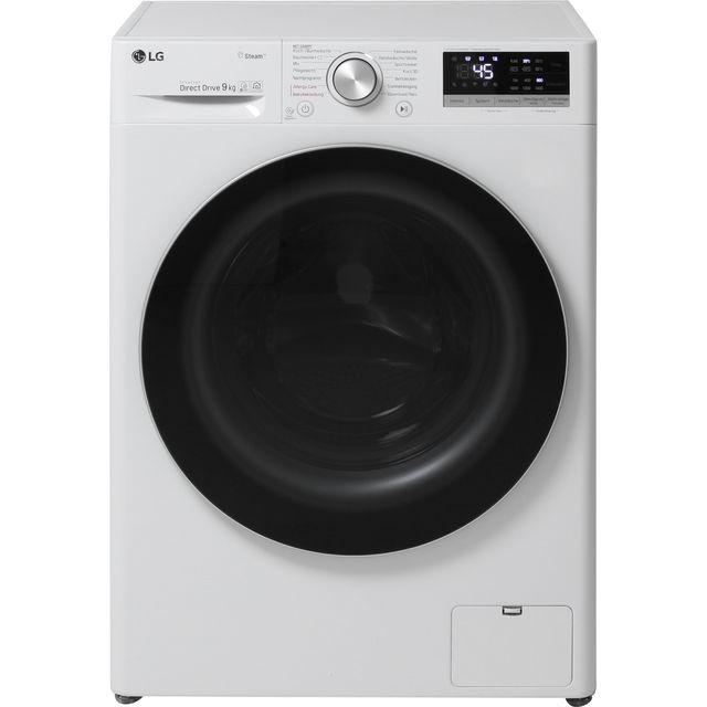 LG F4WV409S1 Waschmaschinen Weiß