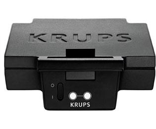 Krups FDK 451 Wasserkocher & Toaster - Schwarz