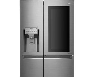Amerikanischer Kühlschrank Temperatur : Lg side by side kühlschrank temperatur einstellen lg gsl icez