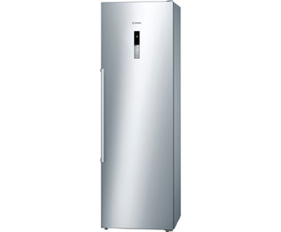 Bosch gsn36bi30 gefrierschrank freistehend edelstahl for Geschirrspüler freistehend edelstahl