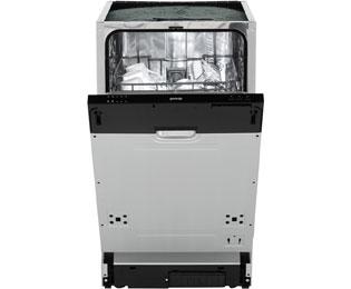 Gorenje Gv 51010 Vollintegrierter Geschirrspuler 45 Cm A