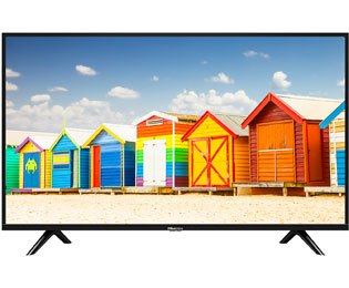 "Hisense BE5000 Serie - H40BE5000, Full HD, LED, TV, 101 cm [40""] mit Dolby Audio - Schwarz - H40BE5000_BK - 1"