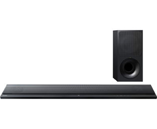 Sony HT-CT390 Bluetooth-Soundbar 300 Watt mit Subwoofer [kabellos] - Schwarz