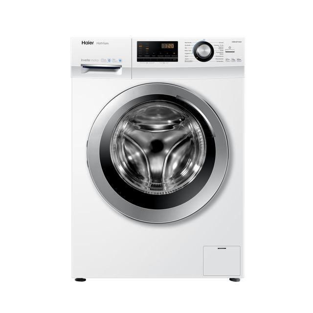 Haier HW80 BP16636 Waschmaschinen Weiß