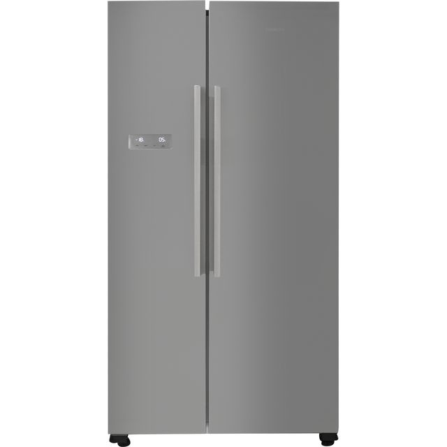Siemens iQ300 KA93NVIFP Amerikanischer Side-by-Side - No Frost - Multi Airflow System - 560 Liter, Edelstahl - A++