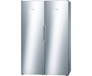 Bosch kan99vl30 side by side freistehend edelstahl ebay for Geschirrspüler freistehend edelstahl
