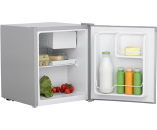 Bomann Mini Kühlschrank Silber : Bomann kb kühlschrank silber a