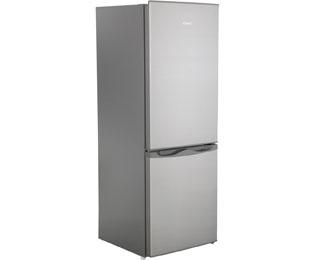 Bomann Kühlschrank Bewertung : Bomann kg kühl gefrierkombination edelstahl optik a