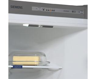 Siemens IQ300 KG39VUL31 Kühl Gefrierkombination   60er Breite,  Edelstahl Optik, A++