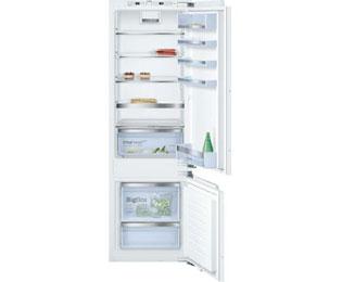 Bosch Kühlschrank Holiday Taste : Siemens iq500 ki86sad40 einbau kühl gefrierkombination 178er