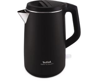 Tefal KO 3718 Wasserkocher & Toaster - Schwarz