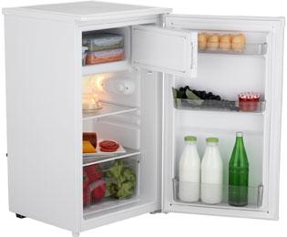 Kleiner Leiser Kühlschrank Mit Gefrierfach : Exquisit ks117 4 a kühlschrank mit gefrierfach weiß a