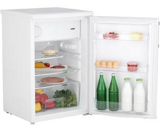 Amica Kühlschrank Klein : Amica ks w kühlschrank mit gefrierfach weiß a