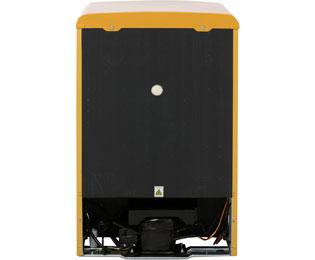 Amica Kühlschrank Retro Schwarz : Amica retro design ks s kühlschrank mit gefrierfach