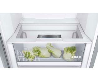 Siemens Kühlschrank Edelstahl : Siemens iq300 ks36vvl4p kühlschrank edelstahl optik a