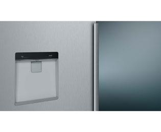 Siemens Kühlschrank Edelstahl : Siemens iq500 ks36wbi3p kühlschrank edelstahl a