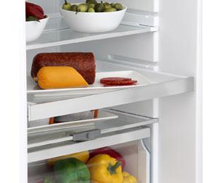 Bosch Kühlschrank Rückseite : Bosch serie ksl ar kühlschrank mit gefrierfach rot retro