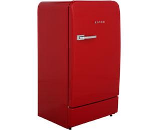 Retro Kühlschrank Rot : Bosch serie ksl ar kühlschrank mit gefrierfach rot retro