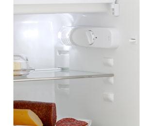 Bomann Kühlschrank Zu Kalt : Bomann ksr kühlschrank mit gefrierfach beige retro design a