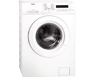 aeg l72475fl waschmaschine freistehend weiss neu ebay. Black Bedroom Furniture Sets. Home Design Ideas