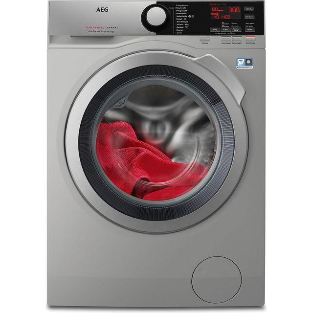 AEG Lavamat L7FE74485S Waschmaschinen - Silber