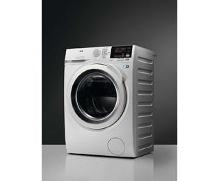 Waschtrockner Aeg : Aeg lavamat kombi l wb waschtrockner kg waschen kg