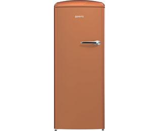 Gorenje Kühlschrank Min Max : Gorenje oldtimer orb cr l kühlschrank mit gefrierfach braun