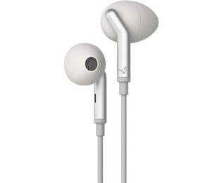 Libratone Q Adapt In-Ear Kopfhörer, In Ear, Headset-Funktion, Noise Cancelling - Weiss