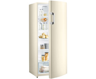 Gorenje Kühlschrank Temperatur Zu Kalt : Gorenje r bc kühlschrank champagner a