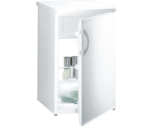 gorenje rb3091aw k hlschrank freistehend 50cm weiss neu ebay. Black Bedroom Furniture Sets. Home Design Ideas