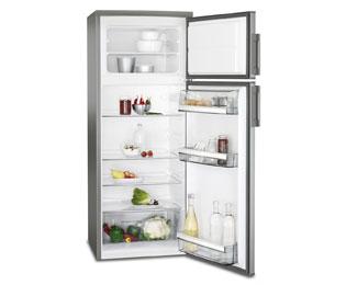 Aeg Kühlschrank Gefrierkombination : Aeg santo rdb ax kühl gefrierkombination edelstahl a