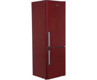 gorenje rk6192er k hl gefrierkombination freistehend bordeaux rot neu ebay. Black Bedroom Furniture Sets. Home Design Ideas