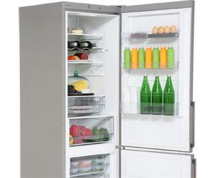 Gorenje Kühlschrank Gefrierkombination : Gorenje rk ex kühl gefrierkombination er breite edelstahl