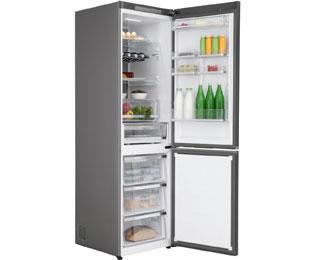Kühlschrank No Frost Schwarz : Samsung chef collection rl j b kühl gefrierkombination mit no