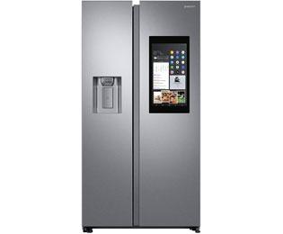 Amerikanischer Kühlschrank Mit Fernseher : Samsung rs n sa side by side kühlschrank barfach in wuppertal