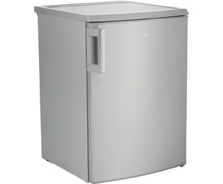 Gut AEG SANTO RTB81421AX Kühlschrank Mit Gefrierfach   Edelstahl, A++    RTB81421AX_SS   1