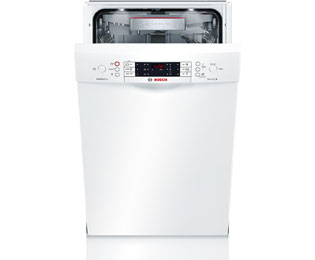 Bosch SPS66TW01E Stand Geschirrspüler   45 Cm, Weiß, A+++   SPS66TW01E_WH    1